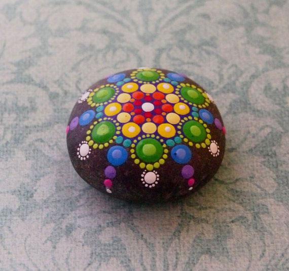 Piedras pintadas 6