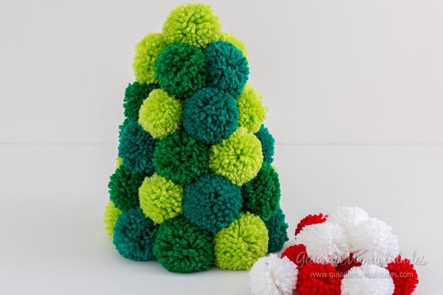 Árbol de pompones 11