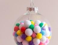 imagen 6 ideas para decorar bolas de navidad
