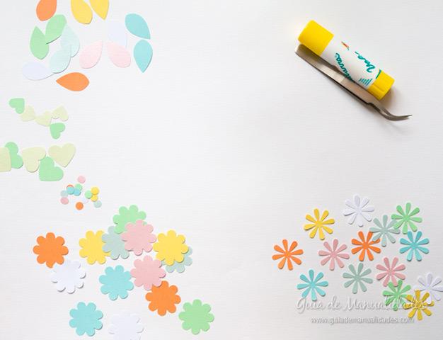 Envoltorio guirnalda de flores 3