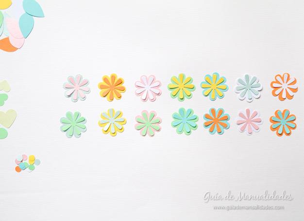 Envoltorio guirnalda de flores 5