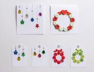 imagen 2 ideas para tarjetas y etiquetas navideñas en minutos