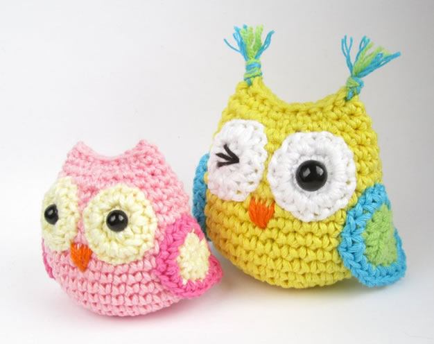 Ideas de amigurumis 1