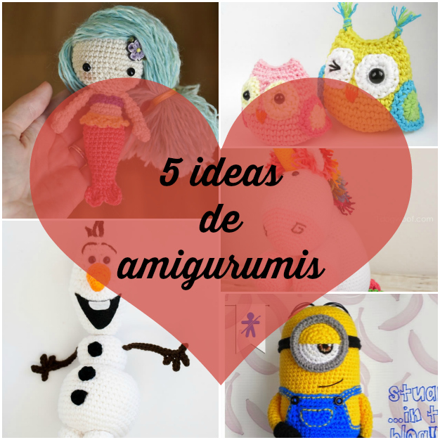 Ideas de amigurumis