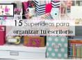 imagen 15 ideas con estilo para organizar nuestro escritorio