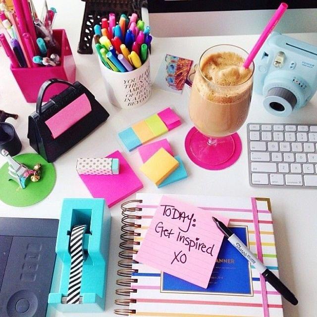 Organización escritorio 11