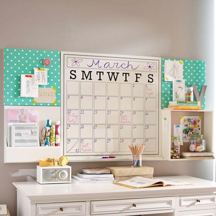 Simple Decorating Ideas To Make Your Room Look Amazing: 15 Ideas Con Estilo Para Organizar Nuestro Escritorio