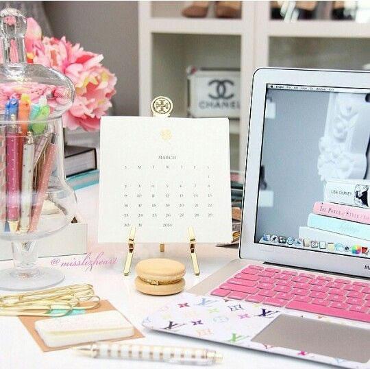Organización escritorio 4