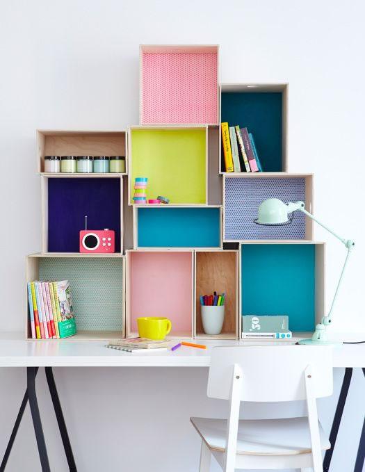Organización escritorio 7