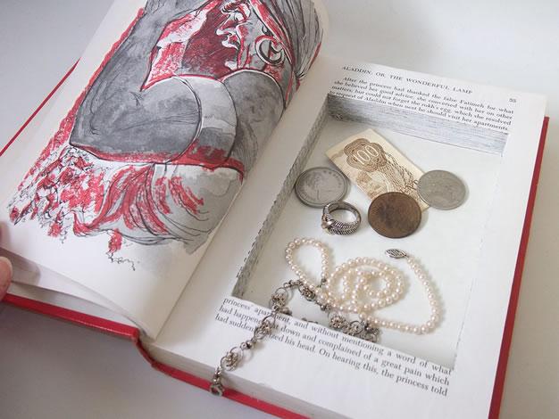 Ideas con libros 13