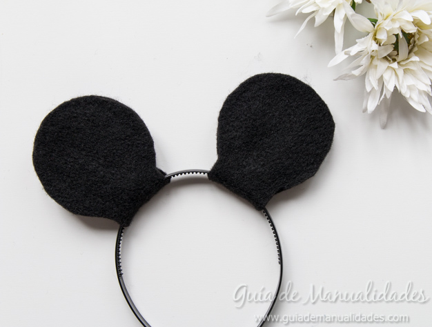 Diadema Minnie 8