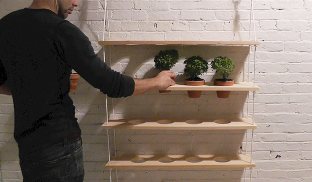 C mo hacer un jard n vertical de interior gu a de - Como hacer un jardin vertical de interior ...