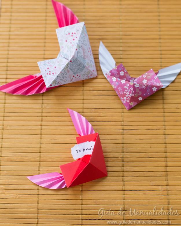 Corazones con alas 11
