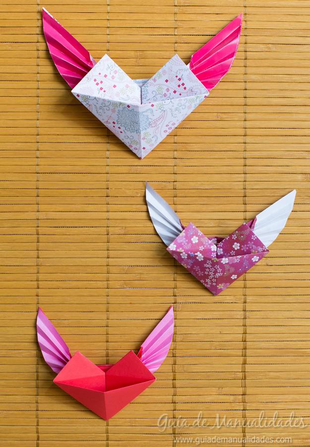 Corazones con alas 12