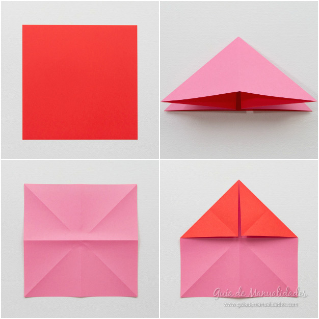 What Is An Origami Waterbomb Base
