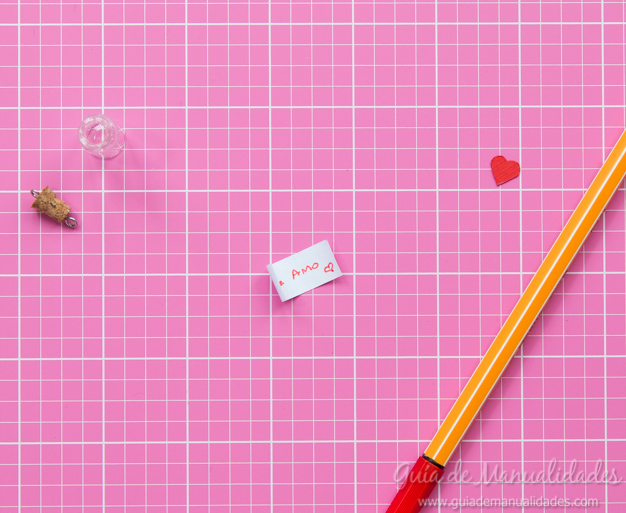 Mensaje romántico DIY 6