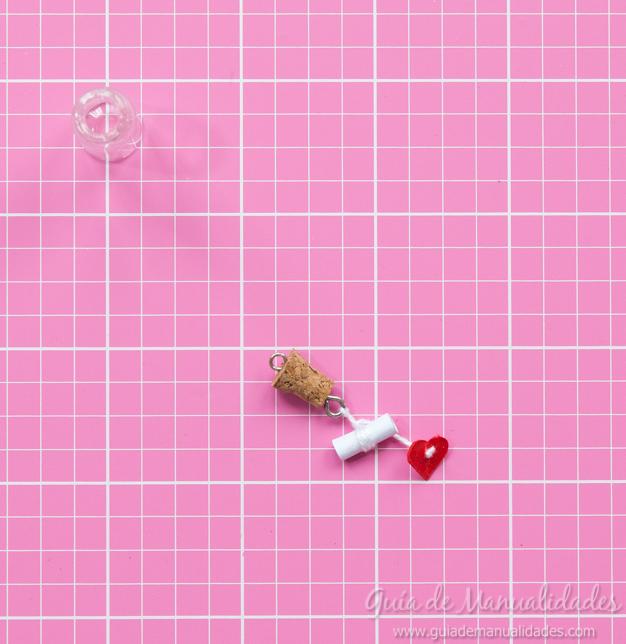 Mensaje romántico DIY 8