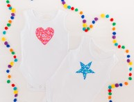 imagen Customiza la ropa de tu bebé