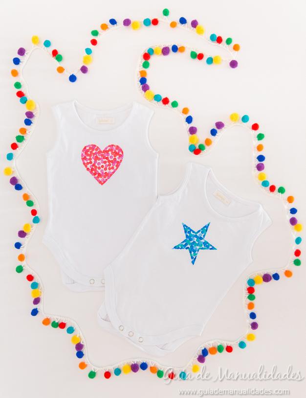 Personalizar la ropa del bebé 1