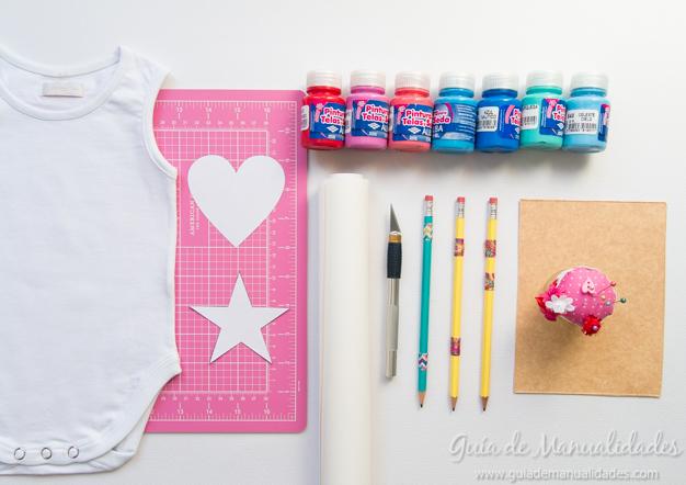 Personalizar la ropa del bebé 2