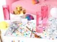 imagen Cómo decorar una bandeja u otro objeto con confeti