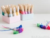 imagen Borlas o tassel DIY súper sencillos