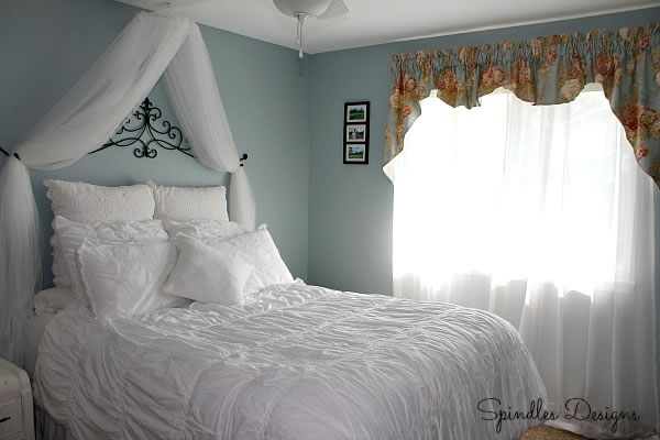 6 ideas para hacer un dosel para la habitaci n gu a de - Cabeceros de cama con fotos ...