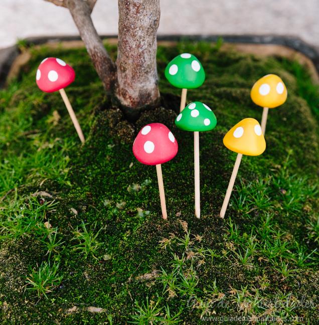 mini hongos para decorar jardines de fantas a gu a de
