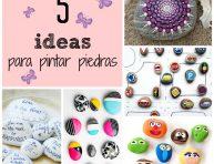 imagen 5 ideas para pintar piedras