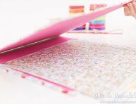 imagen Organizador de papeles de diseño y para decoupage
