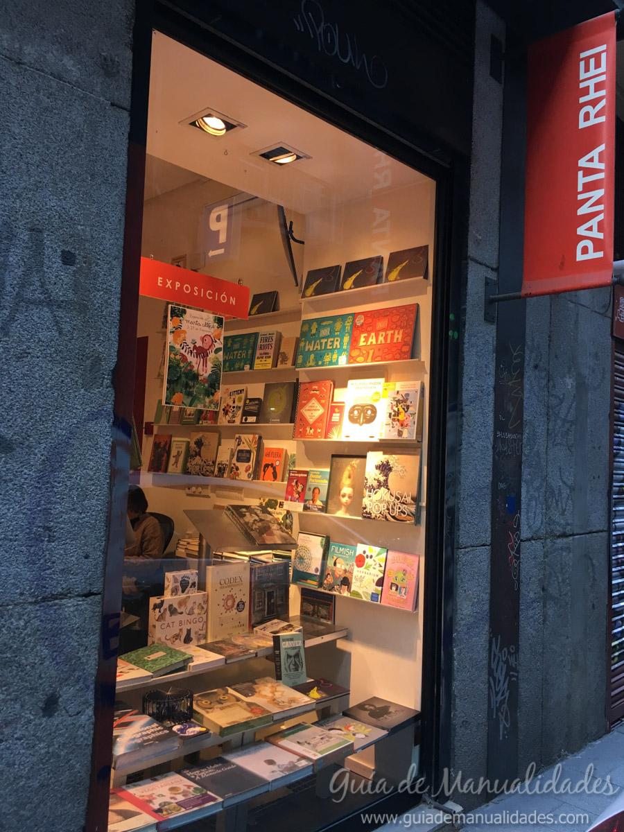 Tour de compras por Madrid - Guía de MANUALIDADES