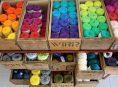 imagen Ideas para organizar lanas en nuestro rincón crafter