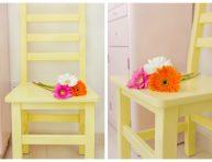 imagen Mi nueva silla para la habitación de manualidades