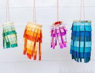 imagen Linternas de papel para fiestas