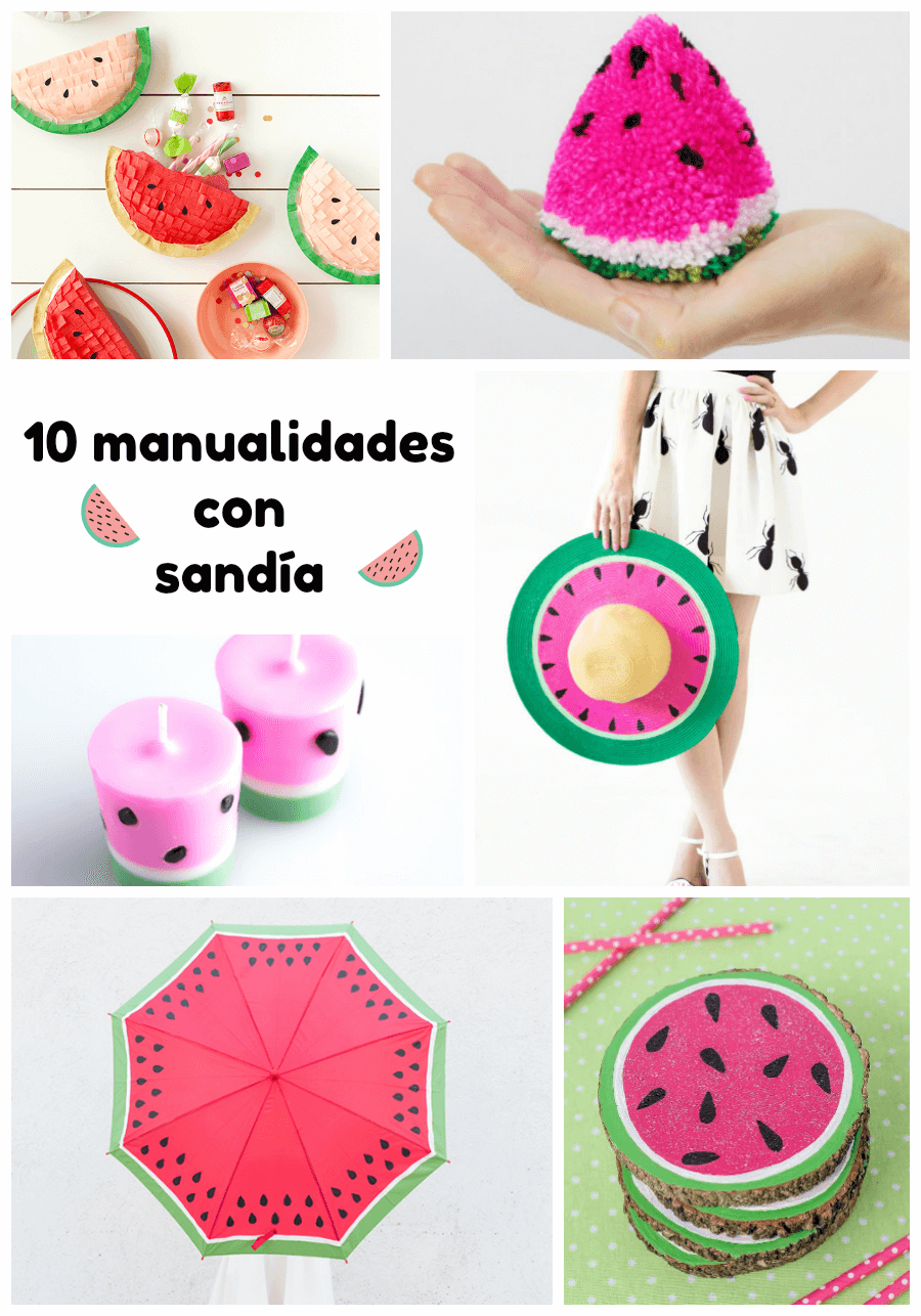 10 manualidades con sand a para enamorarse gu a de manualidades - Imagen de manualidades ...