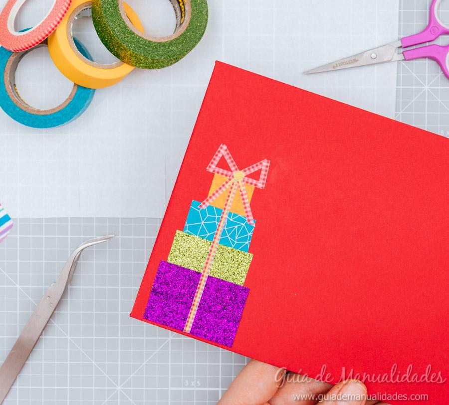 5 ideas para decorar sobres con cintas washi gu a de - Cintas para decorar ...