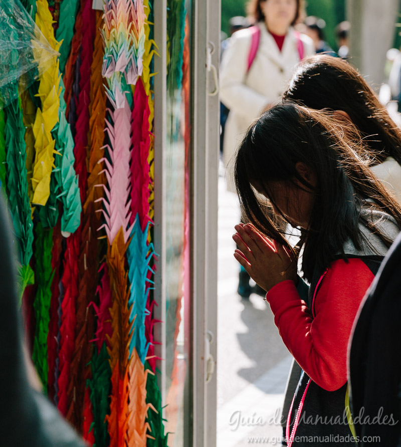 Hiroshima y la belleza del origami como s mbolo por la paz - Hospital de la paz como llegar ...