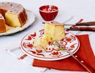 imagen Torta fácil de limón