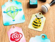 imagen Tags DIY para regalos, sorpresas y mucho más…