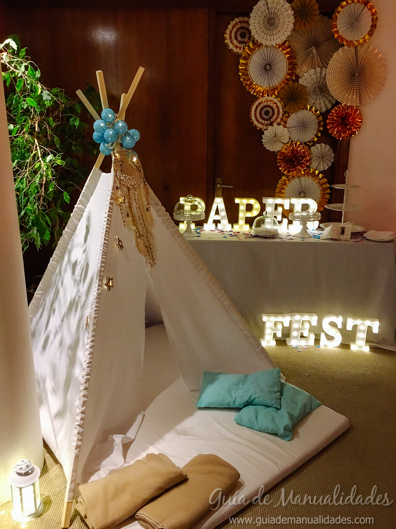paper fest día 2 con Motion Crafts pijama 1
