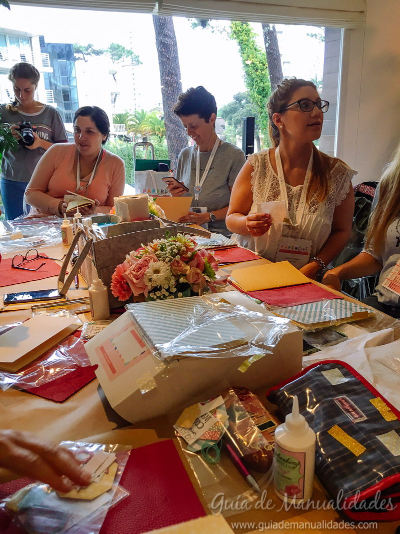 paper fest día 2 con Ceci Colinamun Midori 5