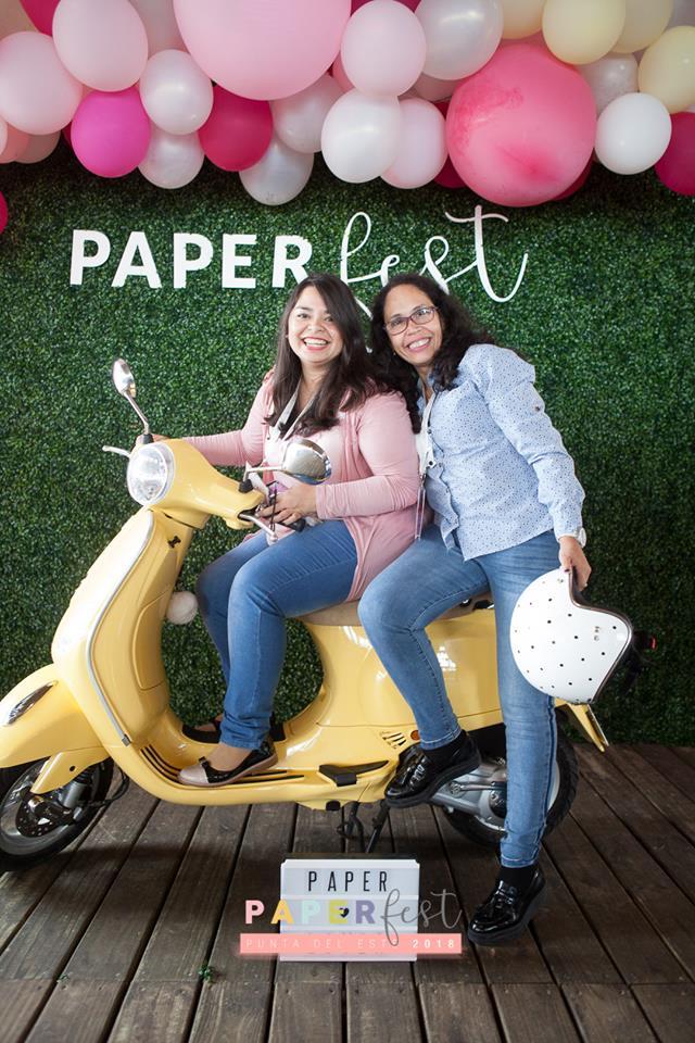 paper fest 2018 scrapbooking felicidad total 1