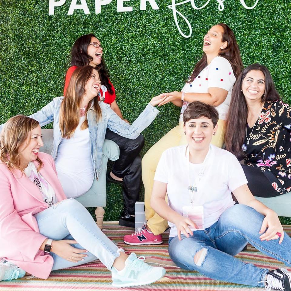 paper fest 2018 scrapbooking felicidad total 12