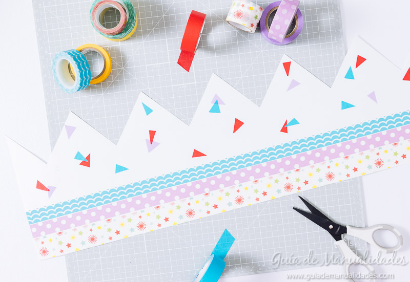 coronas diy decoradas con washi tapes 6