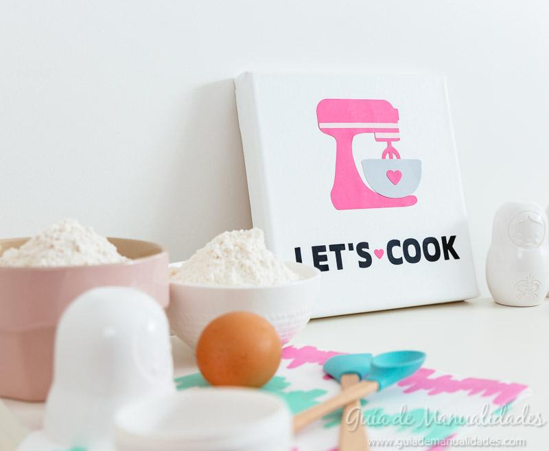 cuadro kitchenaid diy 14