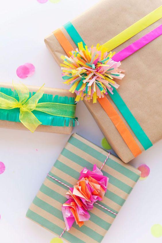 envolver regalos DIY 10