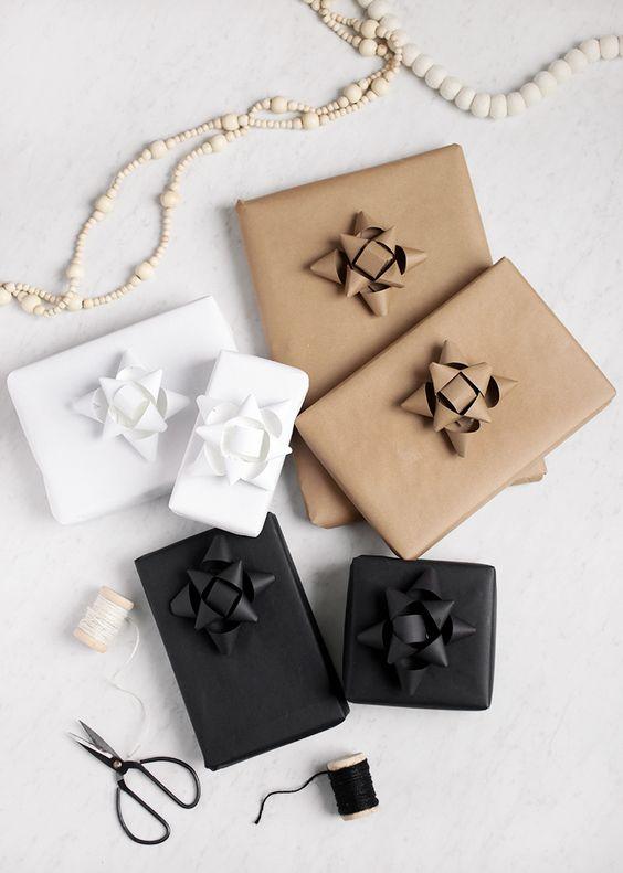 envolver regalos DIY 12