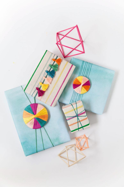 envolver regalos DIY 27