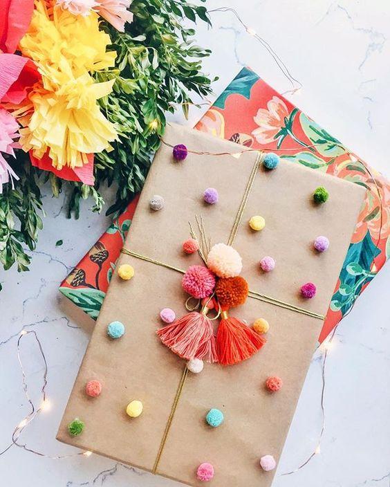 envolver regalos DIY 4