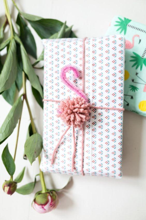 envolver regalos DIY 7